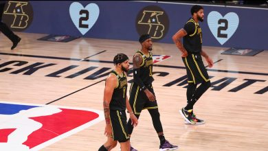 Photo of Anthony Davis: Lakers 'look forward' to honoring Kobe in Game 5