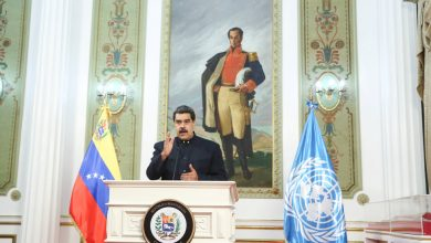 Photo of Nicolas Maduro of Venezuela Wins Right to Appeal Over Gold Held in U.K.