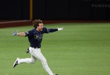 Photo of Brett Phillips Becomes the Rays' Latest Unlikely Hero