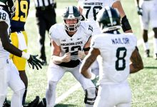 Photo of Michigan State football knocks off rival Michigan