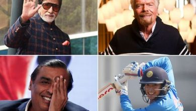 Photo of News in pictures: Gold seized at Kerala airport, 'India's richest man loses interest in Debenhams', Branson to raise $200 million, Bachchan thanks fans, Air Arabia flies to Nepal, Women's T20 Challenge…