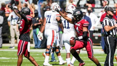 Photo of Auburn loses to South Carolina after Bo Nix's three interceptions