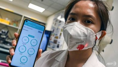 Photo of Translation tools, air purifiers: Face masks go high-tech
