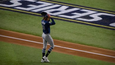Photo of World Series Game 1: Dodgers punish Rays' mistakes