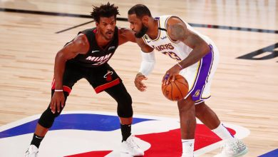 Photo of NBA Finals: Jimmy Butler gives Heat a sliver of hope in Game 3 win