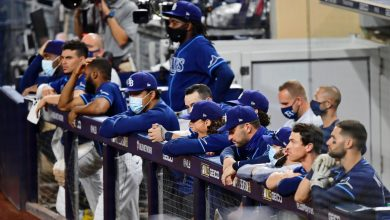 Photo of MLB playoffs: Rays, Astros on historic Game 7 collision course