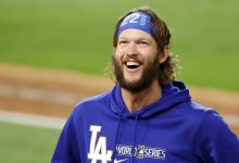 Photo of Clayton Kershaw finally appears at peace