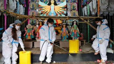 Photo of India's coronavirus infections rise to 7.43 million