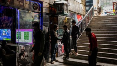 Photo of 'I Forget About the World:' Afghan Youth Find Escape in a Video Game