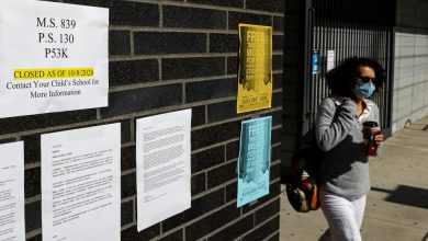 Photo of N.Y.C. parents must decide — in two weeks — whether to send children to school.