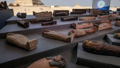 Photo of Egypt Unearths New Mummies Dating Back 2,500 Years