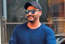 Photo of Bollywood: Arjun Kapoor finds it 'refreshing to be outdoors' to shoot a film