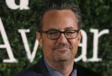 Photo of 'Friends' star Matthew Perry engaged to literary manager Molly Hurwitz