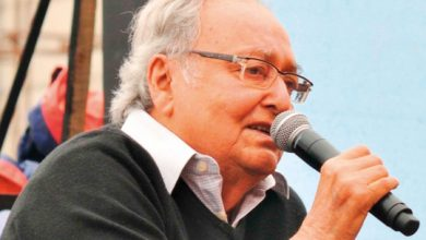Photo of COVID-19: Veteran Bangla actor Soumitra Chatterjee 'not responding at all'