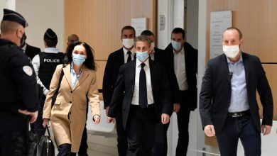 Photo of Corruption Trial of Ex-President Sarkozy Opens in France