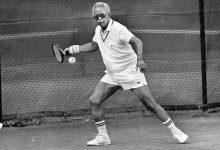 Photo of David Dinkins Kept Loving Tennis, No Matter Who Mocked Him