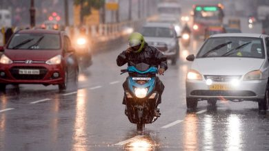 Photo of Cyclone Nivar Threatens India's Puducherry