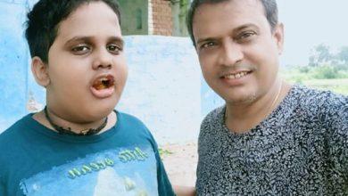 Photo of Comedian Rajeev Nigam's son Devraj passes away