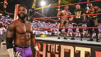 Photo of WWE's Cedric Alexander embraces heel role in the Hurt Business
