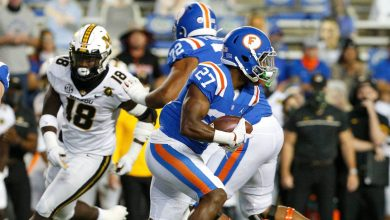 Photo of Florida, Missouri brawl at halftime as three players are ejected