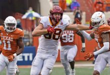 Photo of Iowa State football holds off Texas in Big 12 battle