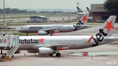 Photo of Jetstar Asia to operate transit flights through Singapore from 6 cities