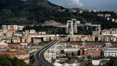 Photo of Genoa Bridge Collapse: 3 Arrested in Probe
