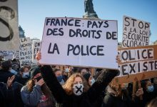 Photo of Protests Over Security Bill in France Draw Tens of Thousands