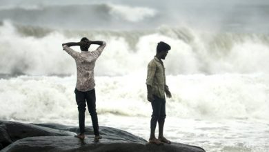 Photo of India's southeastern coast braces for powerful cyclone