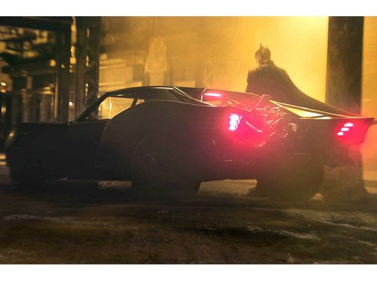 Auto Batman