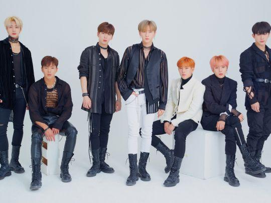 Monsta X Hyungwon, Shownu, Kihyun, I.M, Joohoney, Minhyuk, Wonho-1584255872105