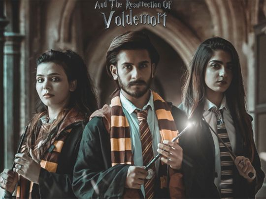 Poster of The Last Follower and The Resurrection of Voldemort