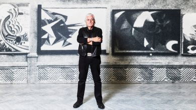 Photo of Germano Celant, Curator Behind Italy's Arte Povera, Dies at 79